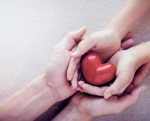 Foster parenting, guard your heart